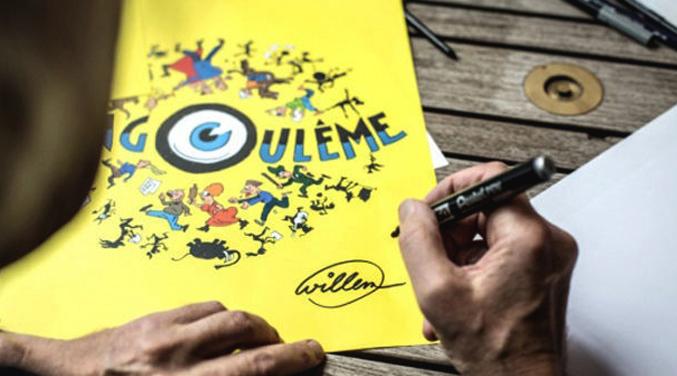 Le 41e Festival de  bande dessinée d'Angoulême