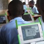 OLPC at Kagugu Primary School, Kigali