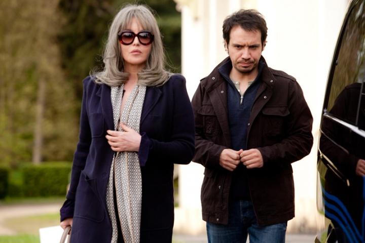David et Madame Hansen d'Alexandre Astier