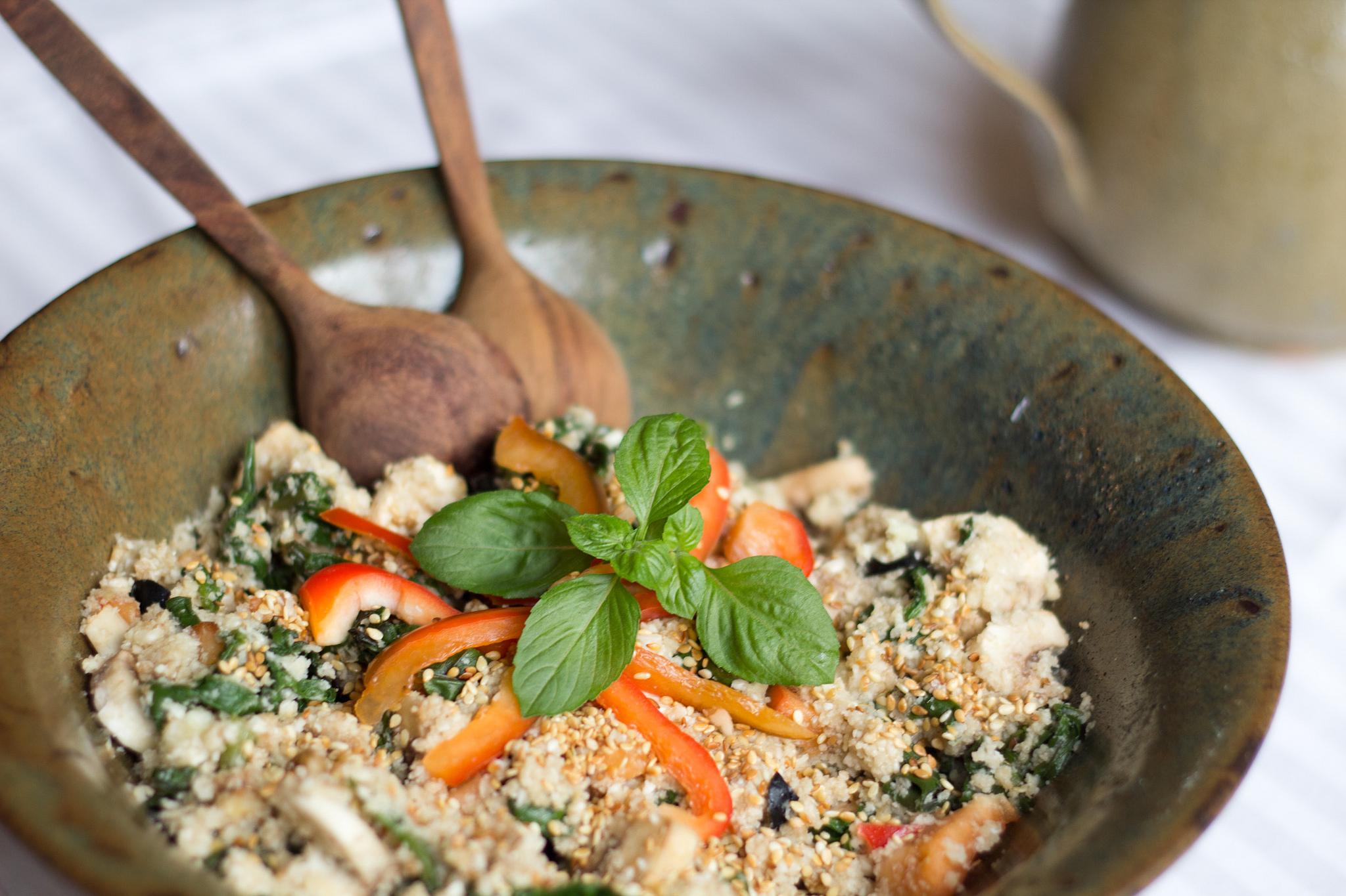 La cuisine libanaise