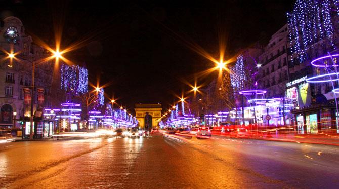 Les Champs-Élysées