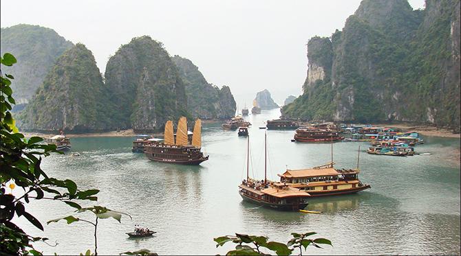 Une éco-maison  au Vietnam