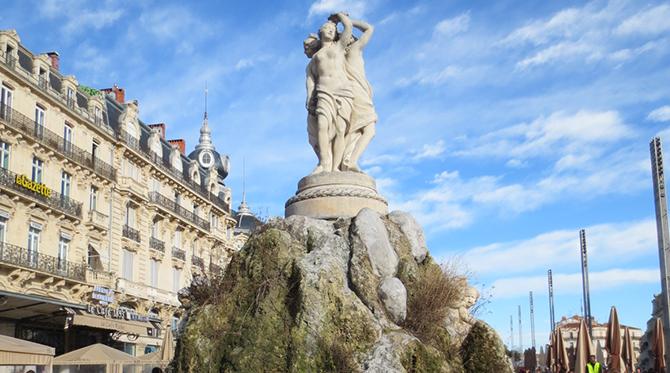 Destination francophonie : Montpellier