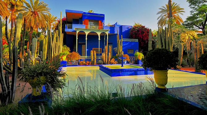 Marrakech  «la terre de Dieu»