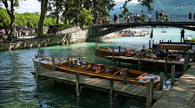 Annecy, la perle des Alpes françaises