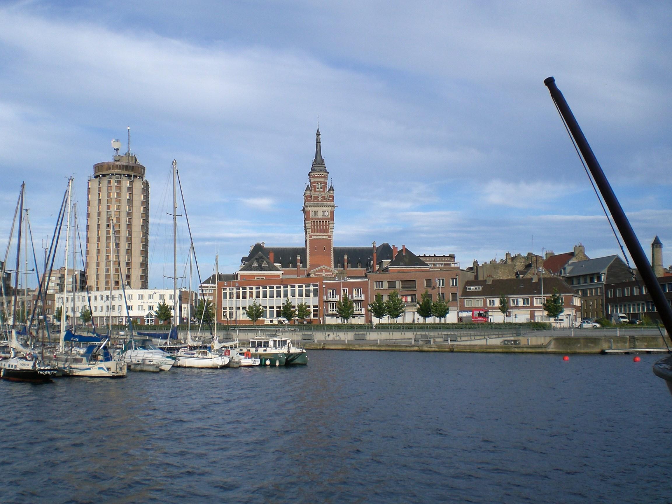 Dunkerque le grand port fran ais de la mer du nord lcff - Mobilier de france dunkerque ...