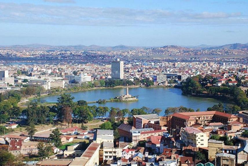 Antananarivo,  Madagacar