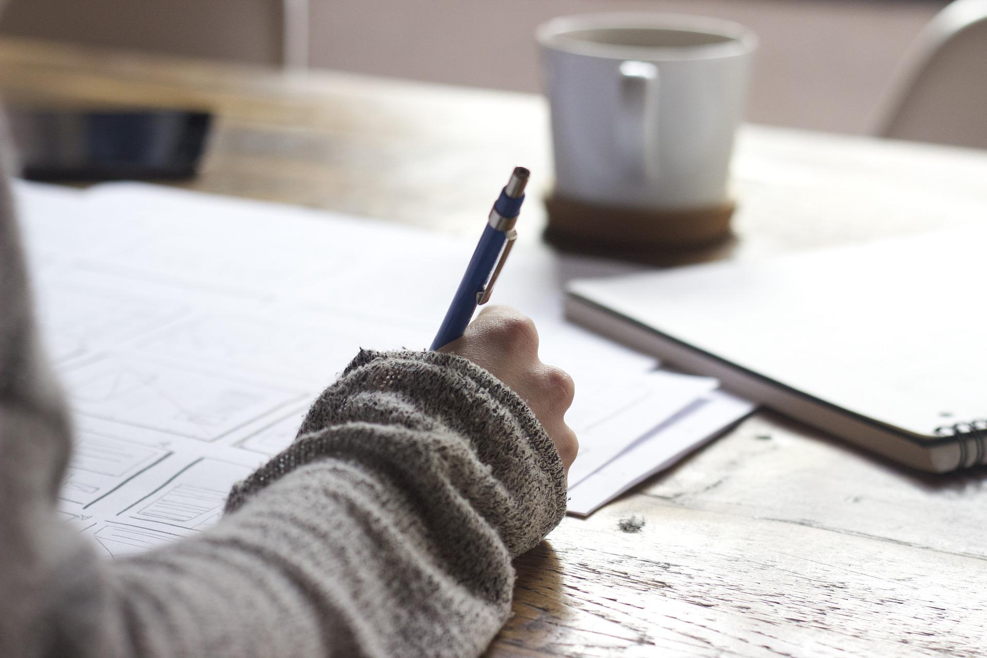 écrire une lettre  formelle