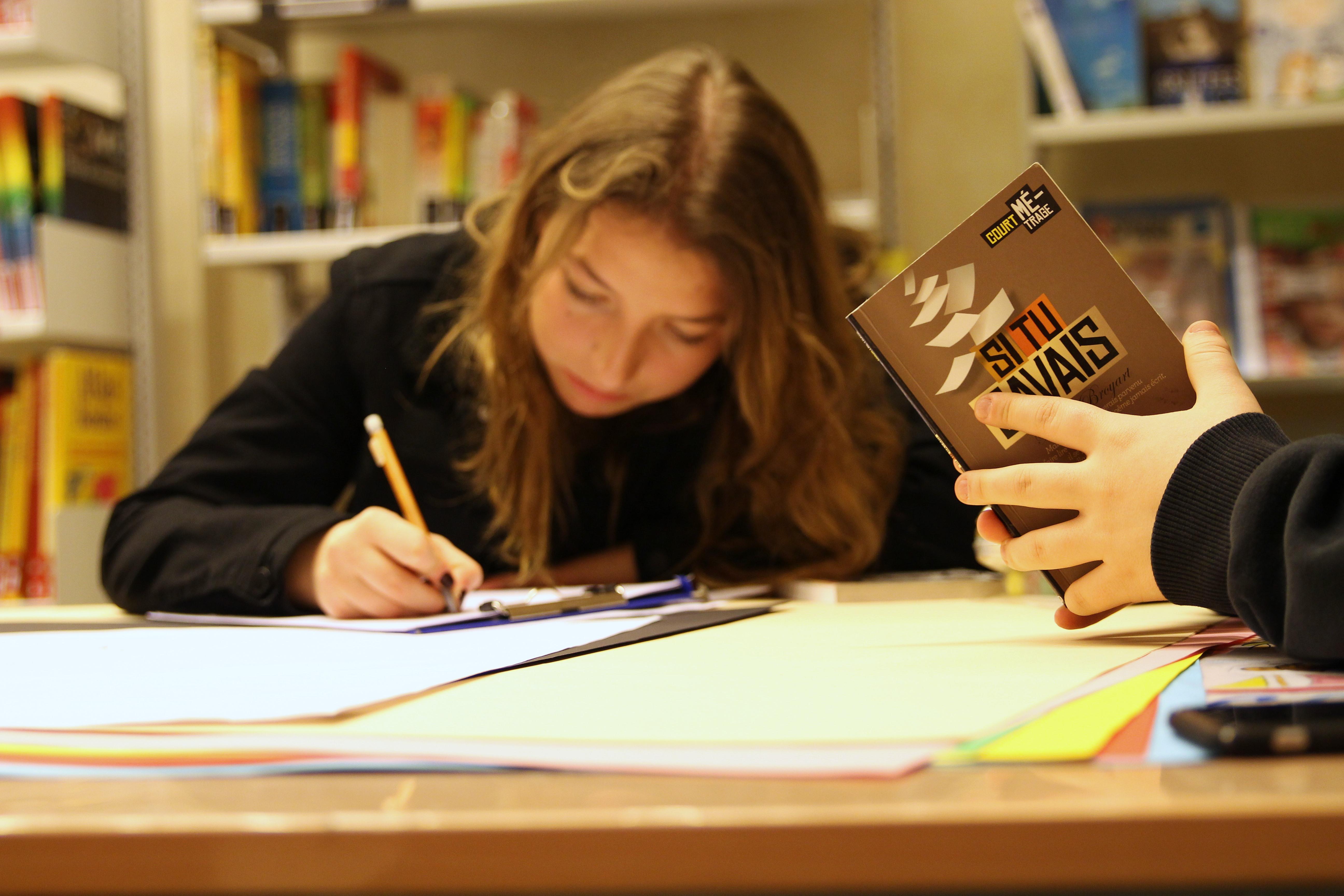 Le prix littéraire des lycéens  francophones de Turquie