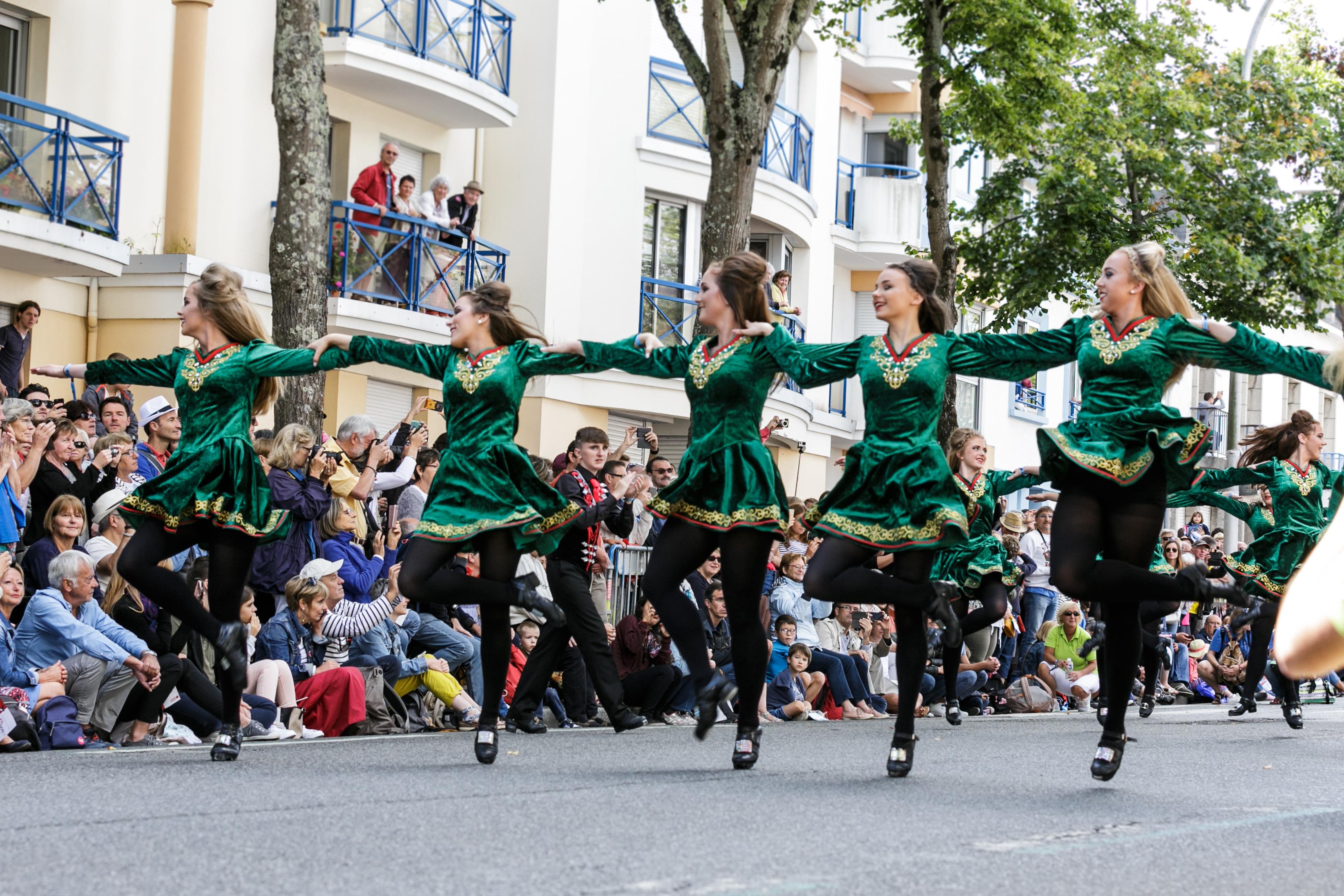 Le Festival interceltique de Lorient,  une occasion à ne pas manquer !