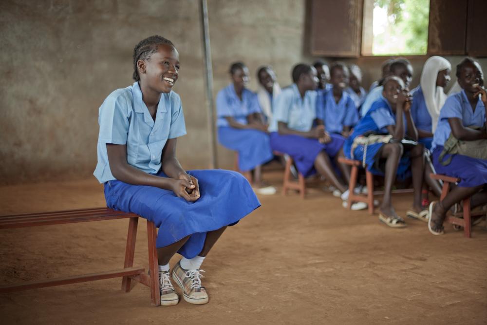 La scolarisation des filles