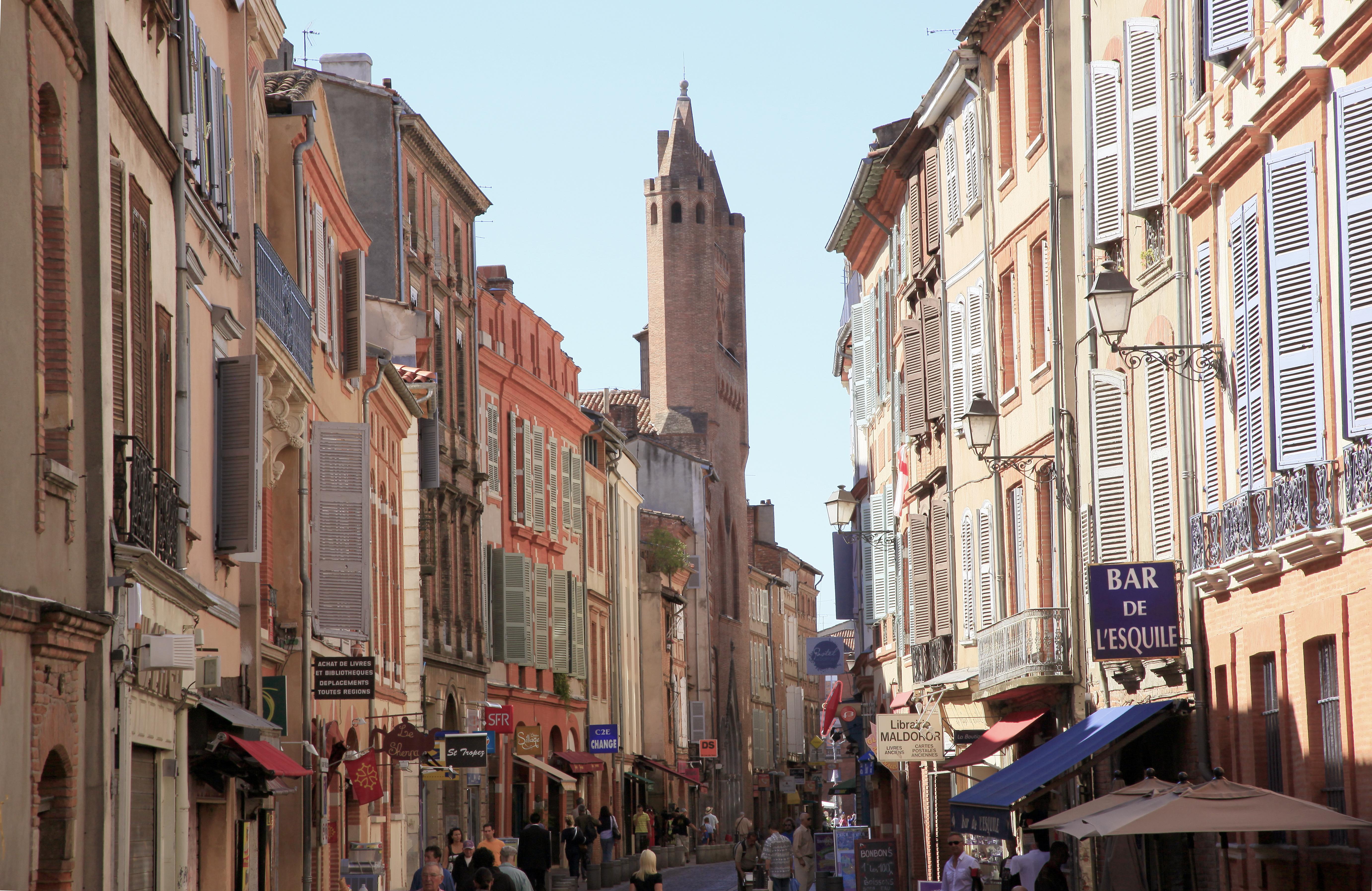 Toulouse, « la ville rose »