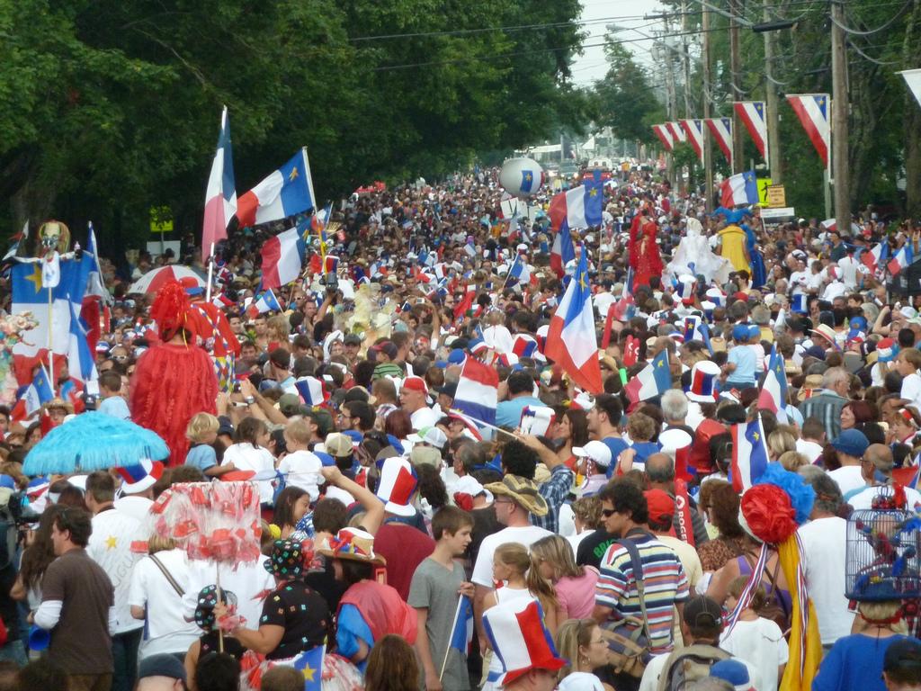 LE CMA la grande fête des Acadiens