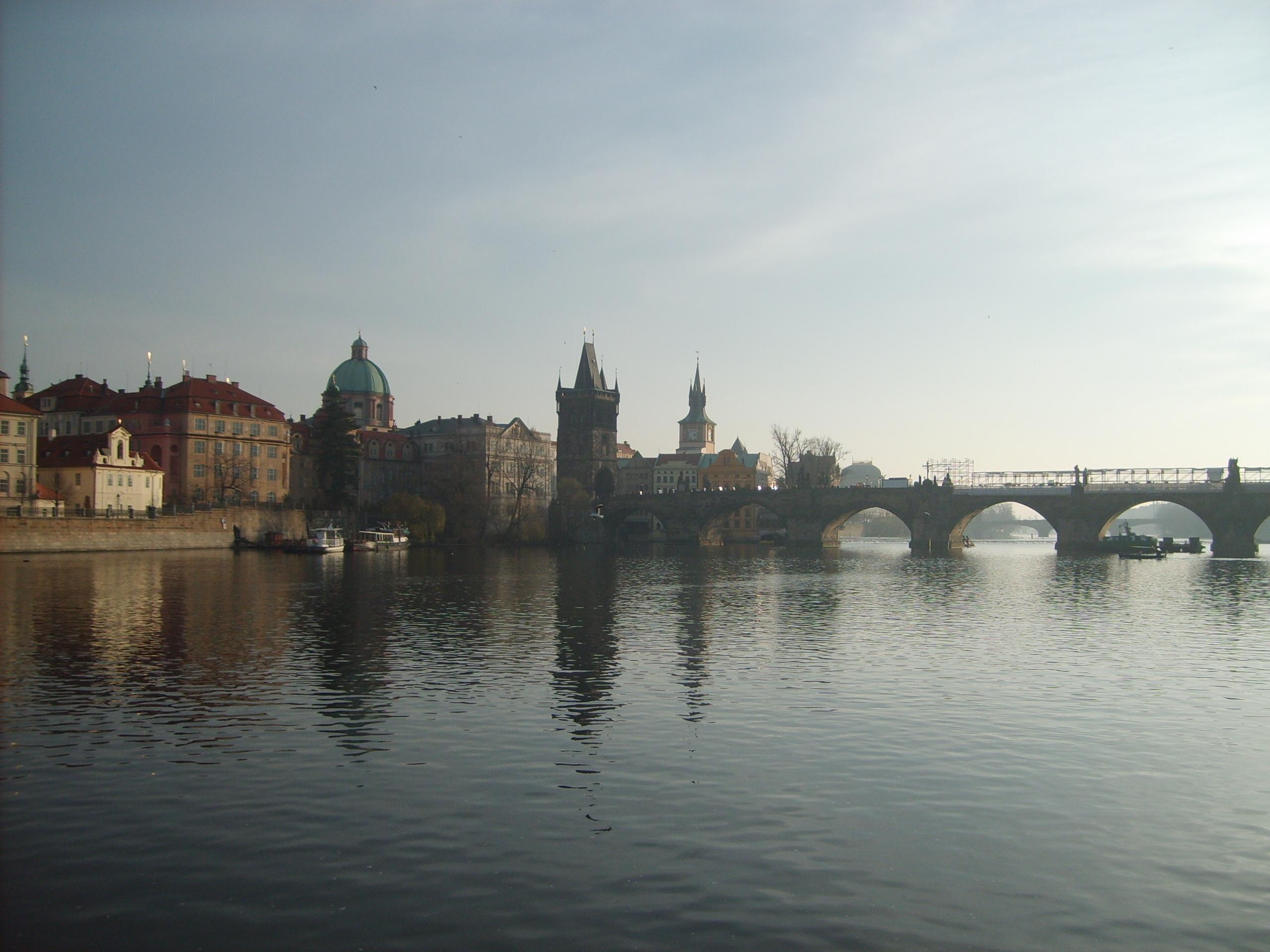 Destination francophonie à Prague
