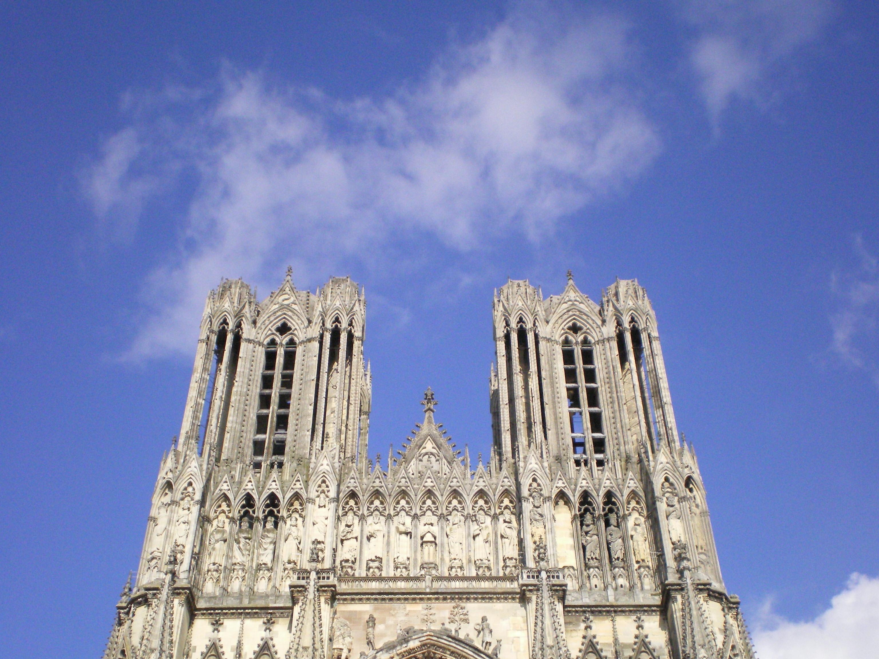 Le Reims sacré