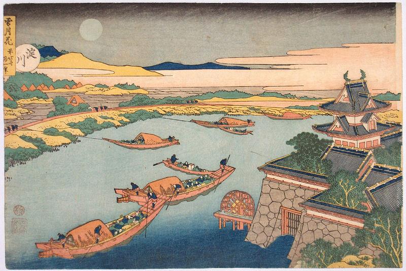 Hokusai  à Paris (1760-1849)