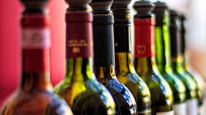 Un pays, une terre, un produit : le vin