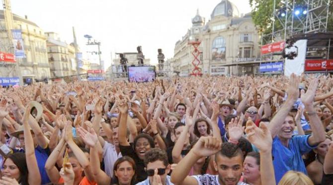 Montpellier, la ville pour tous et pour le monde entier !