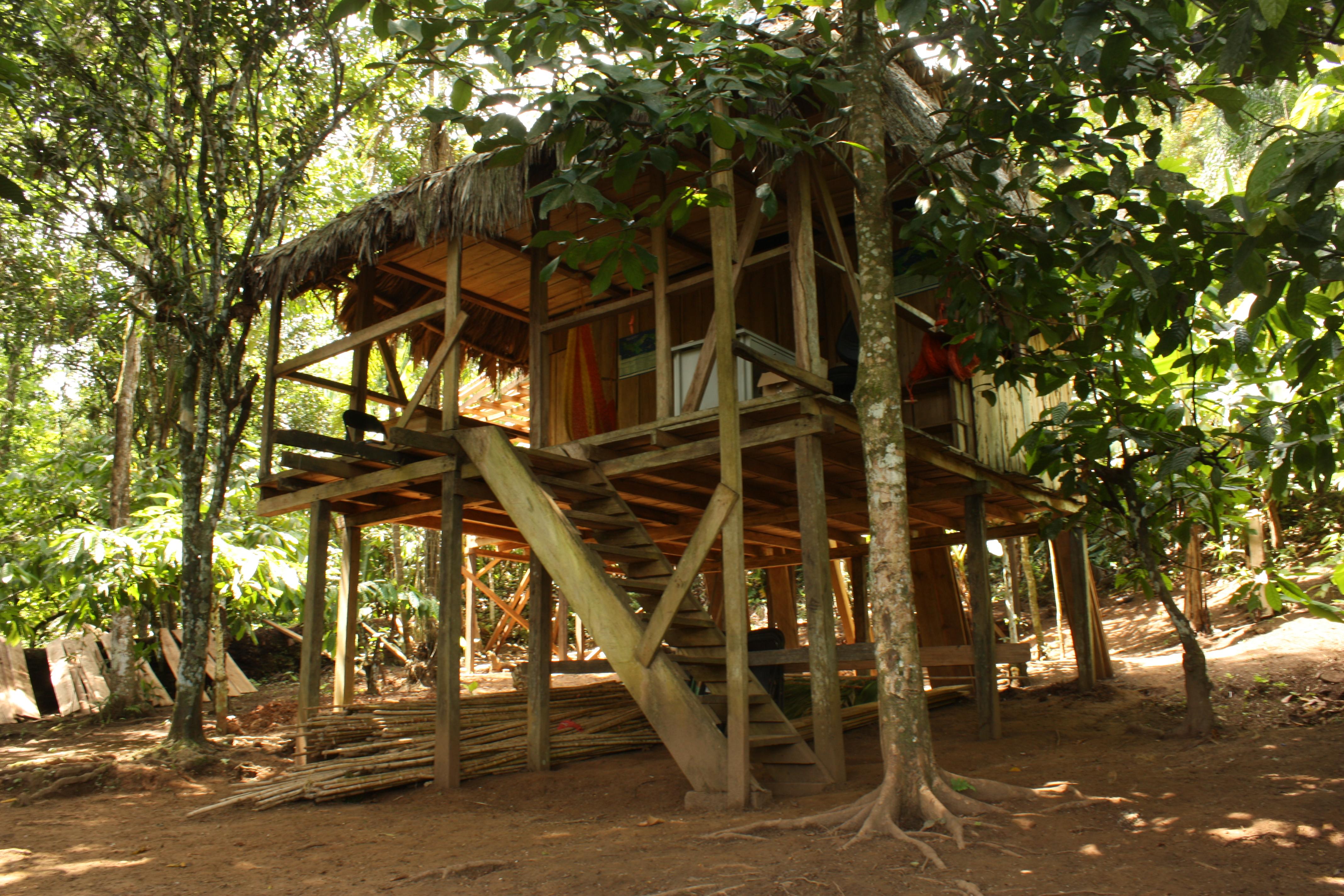 L'écotourisme  chez le peuple naso du Panama