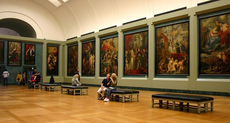 Le Louvre, le palais des arts