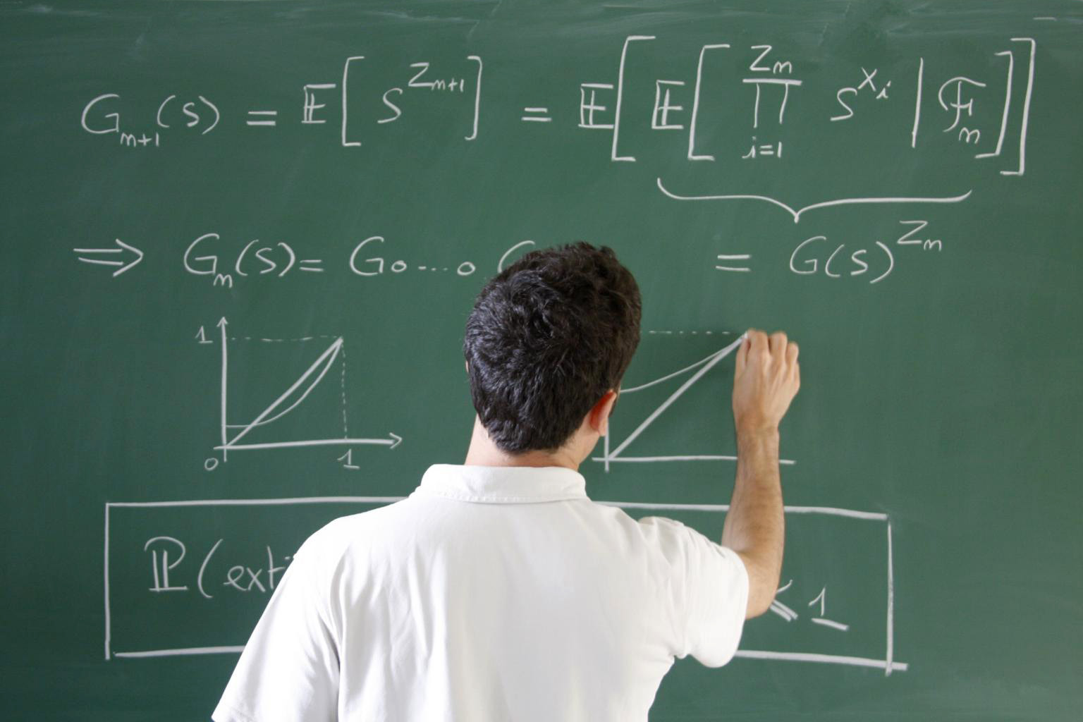 Le lexique mathématique