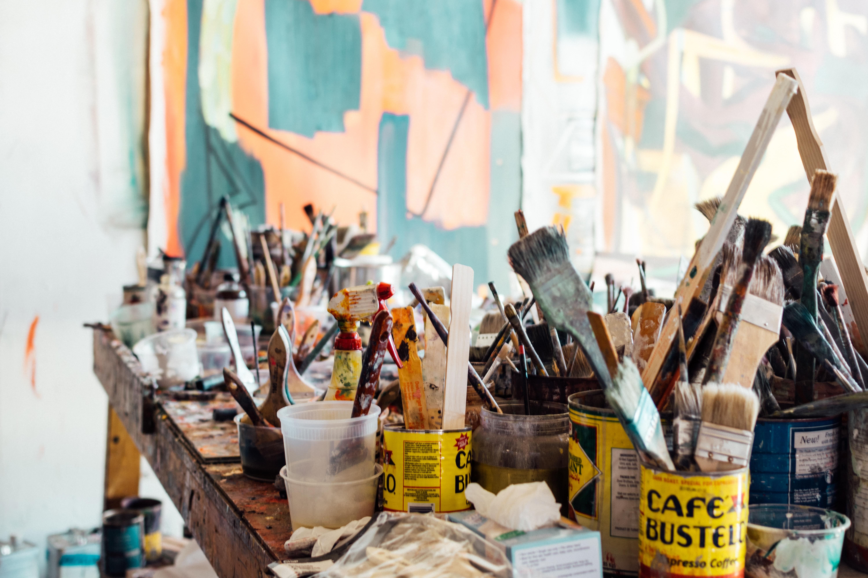 Dans les ateliers d'art