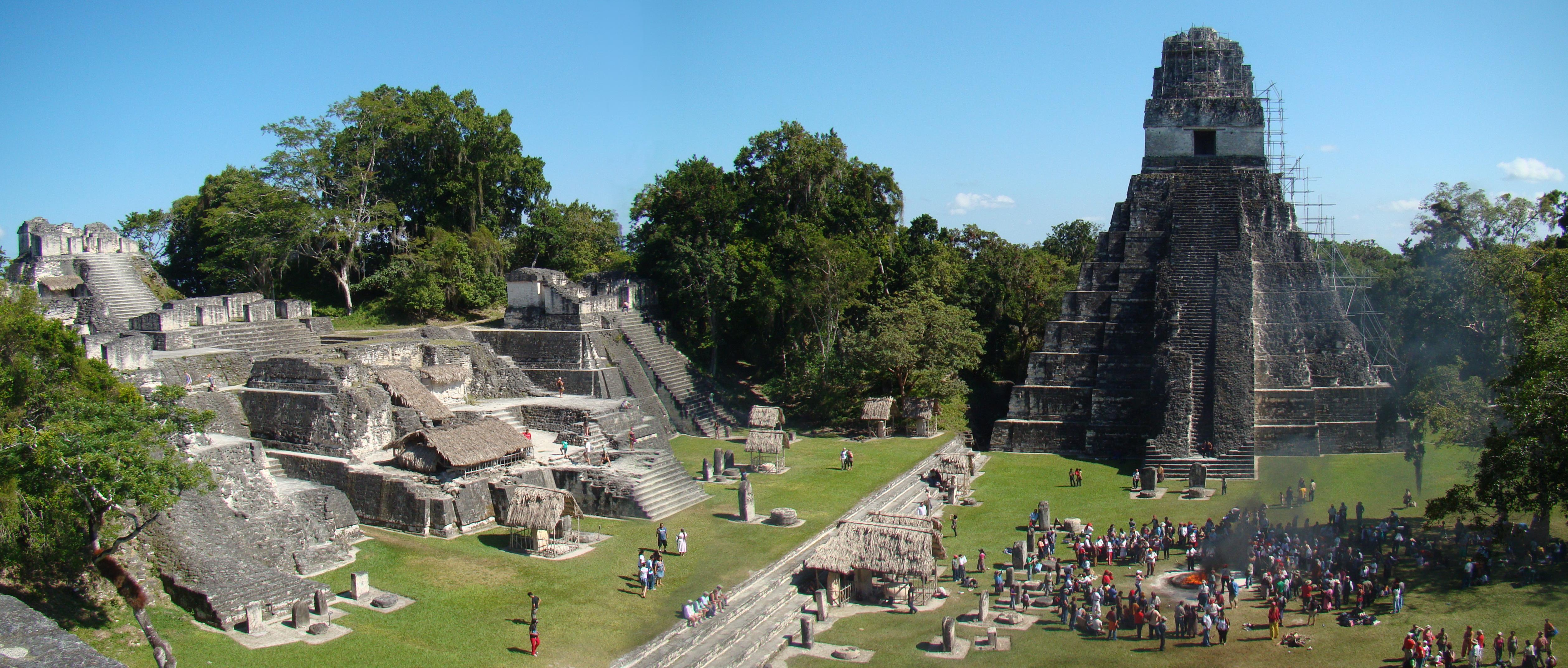 Chez les Mayas Quiché,  au Guatemala